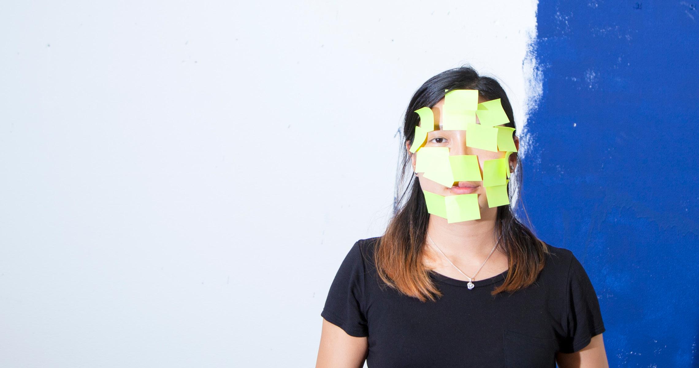 Selbstorganisation und Projektmanagement mit Post-its