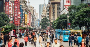 Delegationsreise China