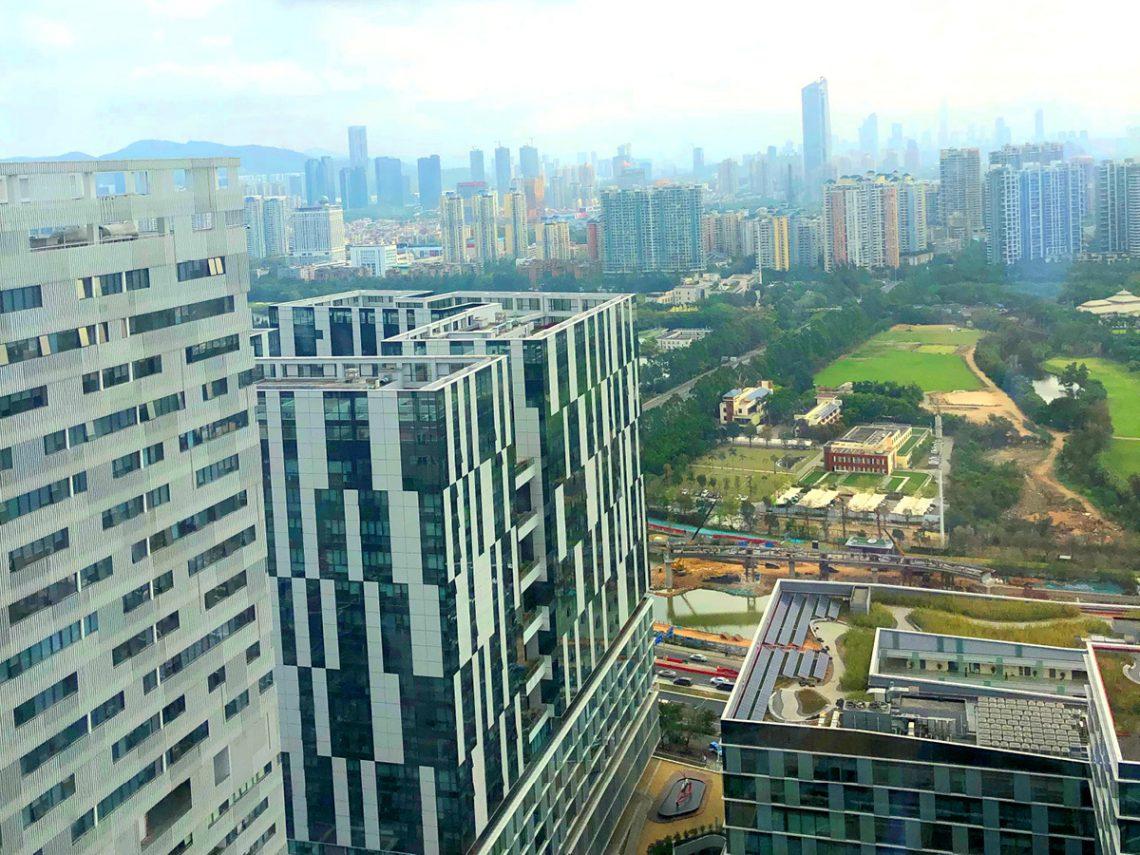 Impressionen aus Shenzhen …
