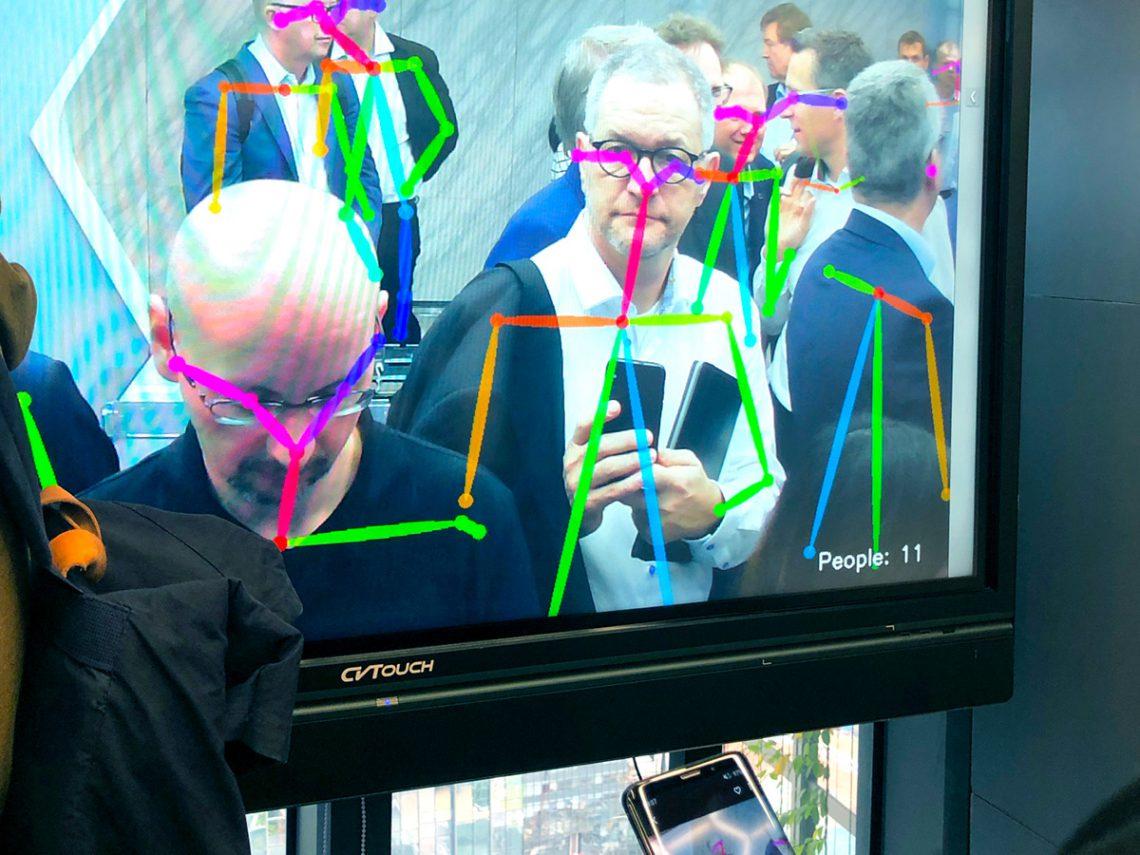 Allein in Shenzhen gibt es 700.000 Überwachungskameras … Vorboten der smart cities?