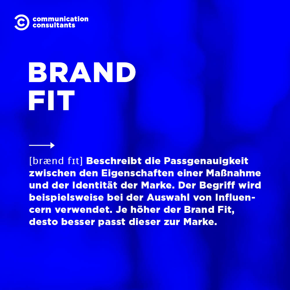 Buzzword Brand Fit