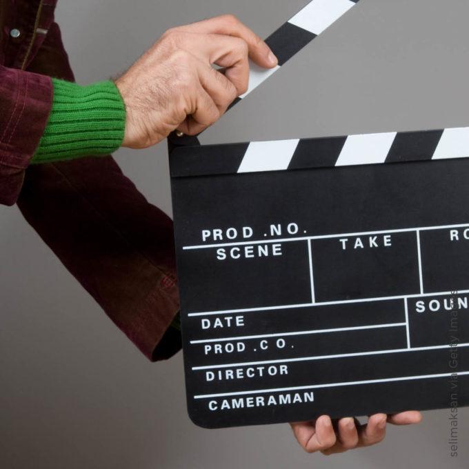 Und Action – so wird ein preisgekrönter HR-Film gedreht!