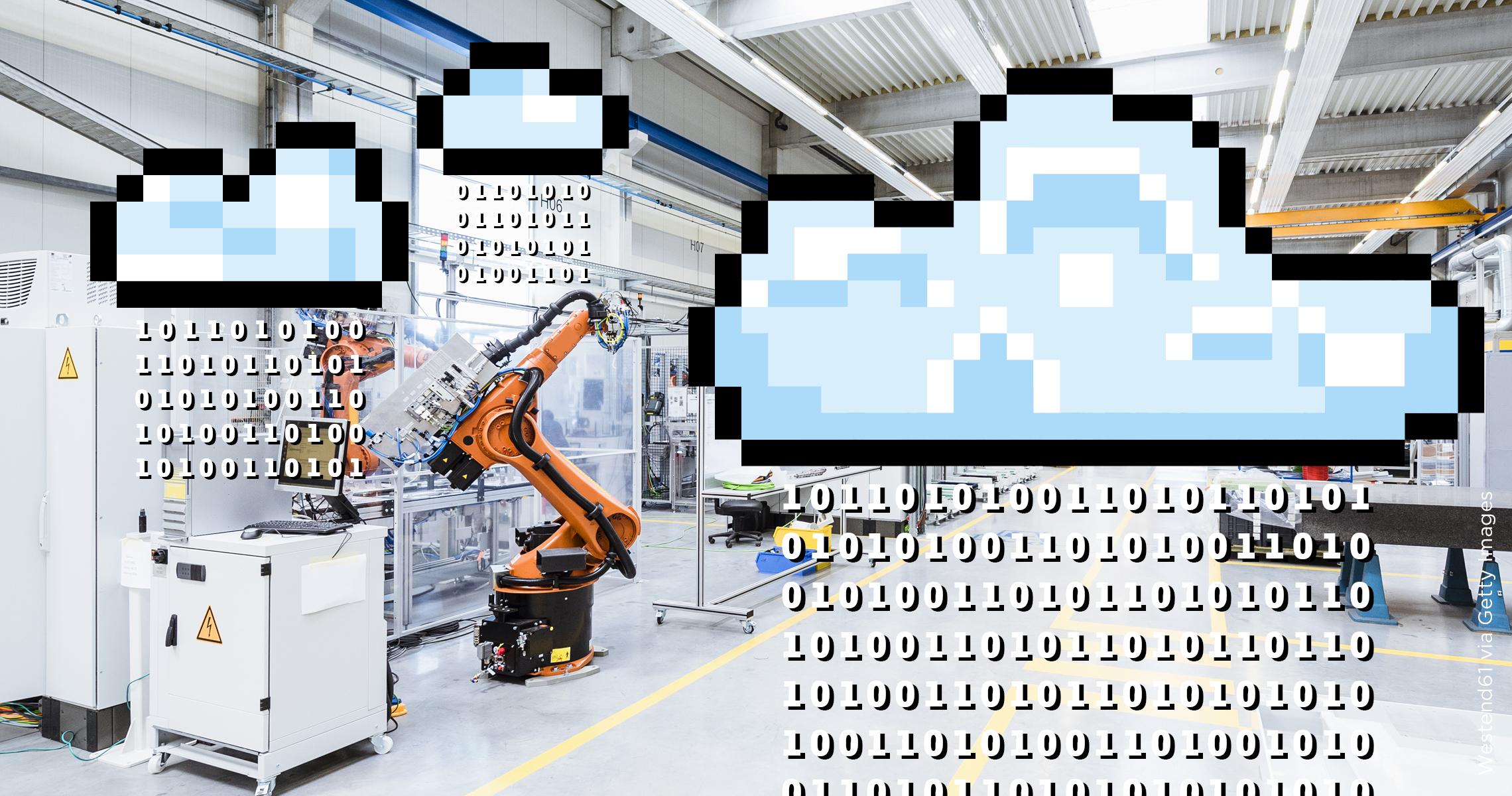 Industrie 4.0: Der Weg zur digitalen Industrie