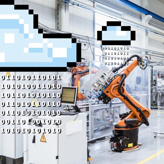 Industrie 4.0: Auf dem Weg zur digitalen Industrie