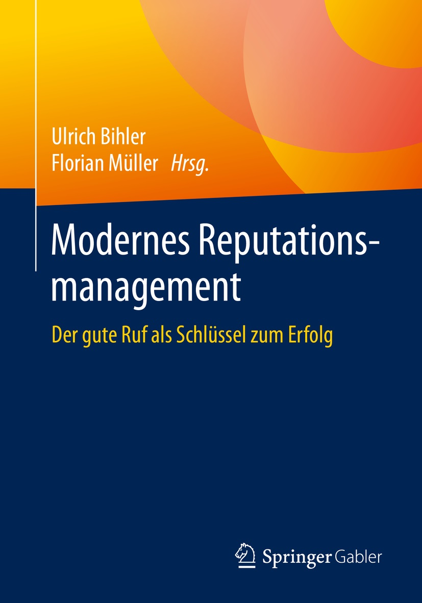 Buchcover: Modernes Reputations Management