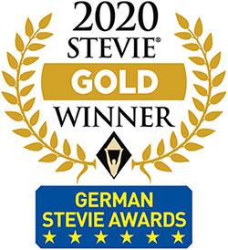 Winner Stevie Award 2020