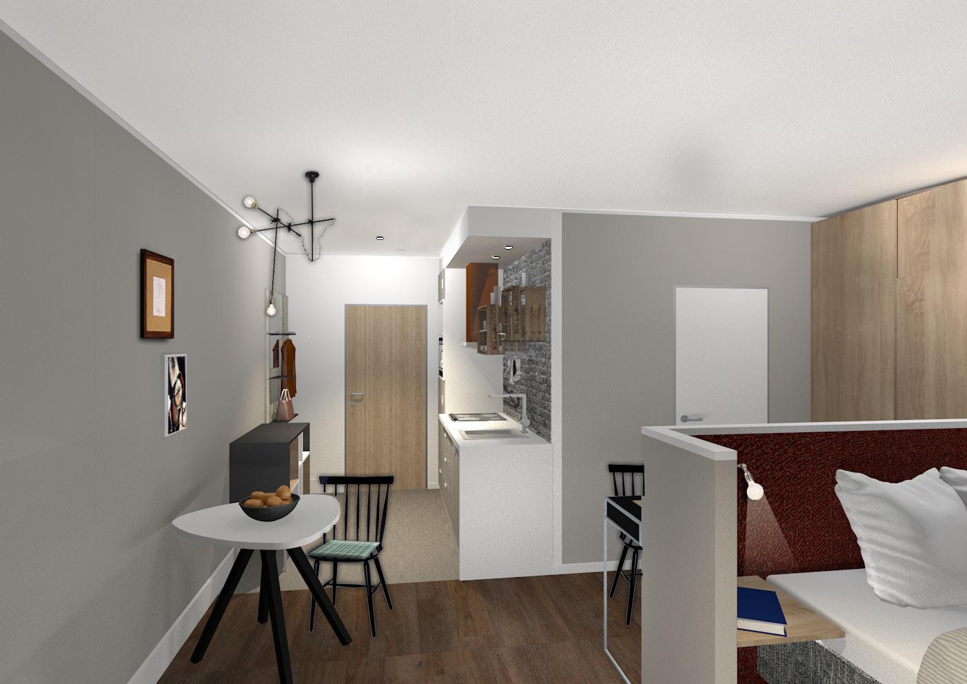 harbr hotel boardinghouse ist neuer heimathafen f r. Black Bedroom Furniture Sets. Home Design Ideas