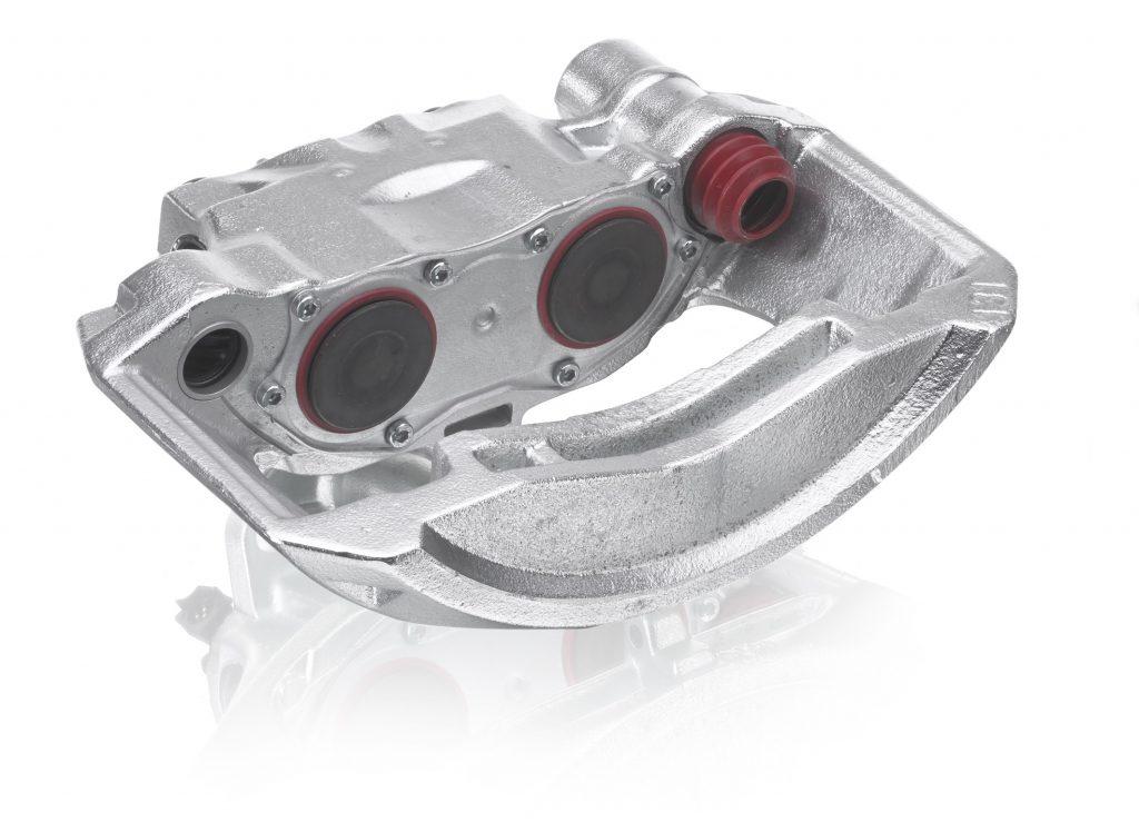 TRW Aftermarket bringt unter der Marke TRW Proequip ein umfassendes Programm an wiederaufbereiteten Druckluft-Bremssätteln in OE-Qualität für schwere Nutzfahrzeuge auf den Markt. (Bild: TRW)