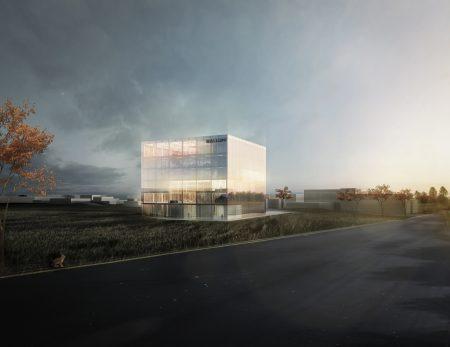 Der Automatisierungsspezialist Balluff stellt seine Pläne für den Neu- und Ausbau seines Firmensitzes vor. Der Baubeginn soll 2019 erfolgen.