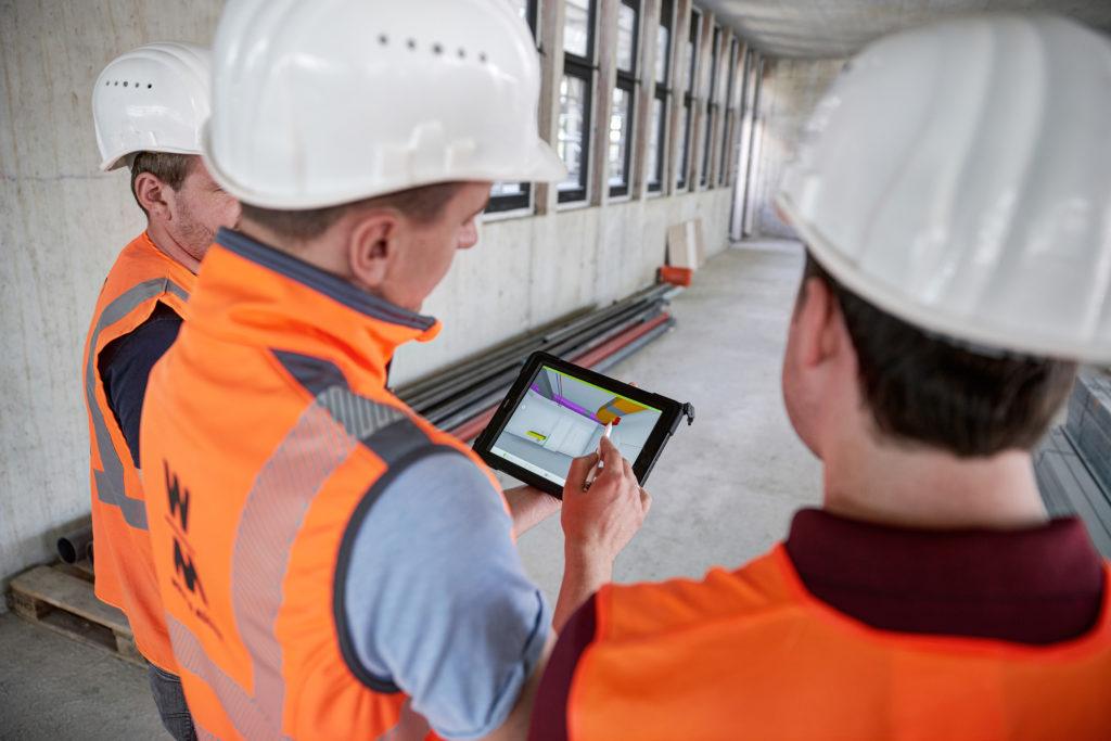 BIM erhöht die Kosten-, Termin- und Planungssicherheit
