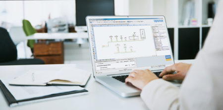 UPONOR Planungssoftware HSEdesktop