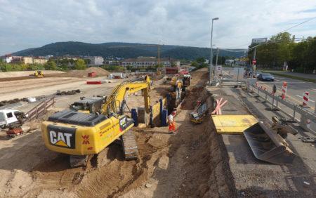 WOLFF & MÜLLER hat in der Heidelberger Bahnstadt schon einige Projekte realisiert. Quelle: WOLFF & MÜLLER