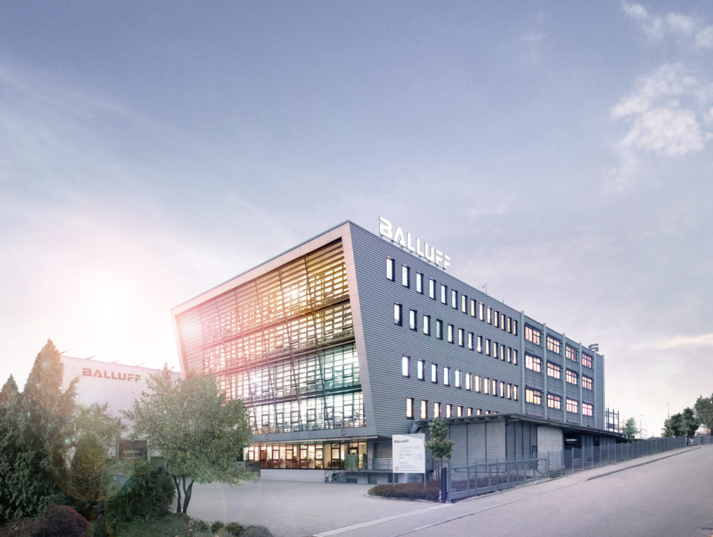 Balluff Headquarter Neuhausen a. d. F.