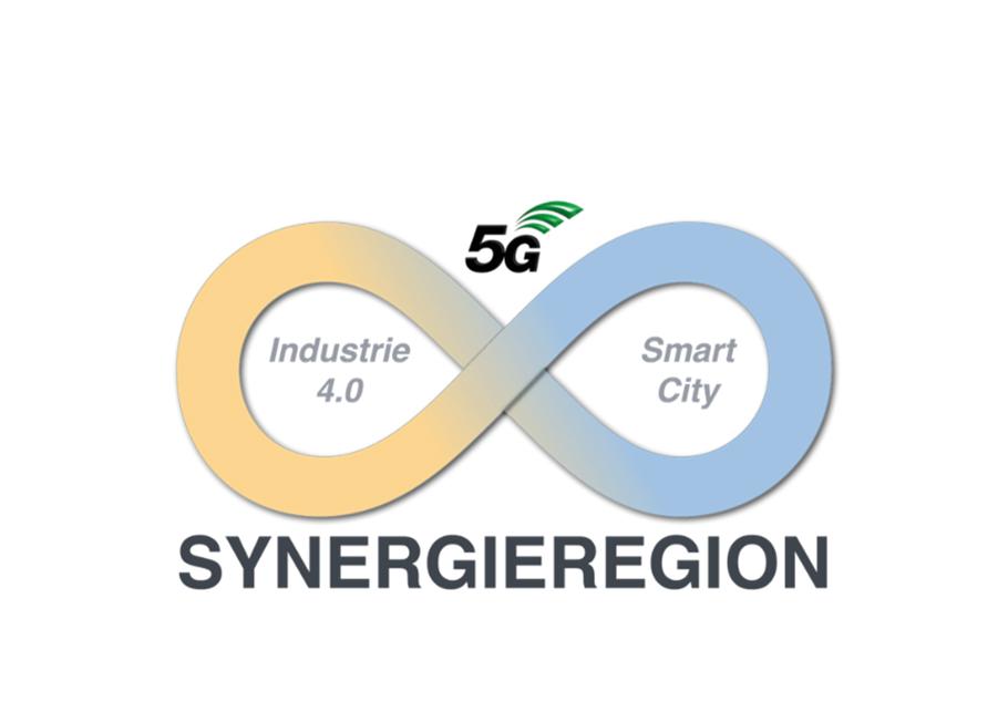 """Das Forschungsprojekt """"SynergieRegion"""" erforscht gemeinsam mit Partnern aus Wirtschaft und Wissenschaft neue 5G-Anwendungen für Smart City und Industrie 4.0."""