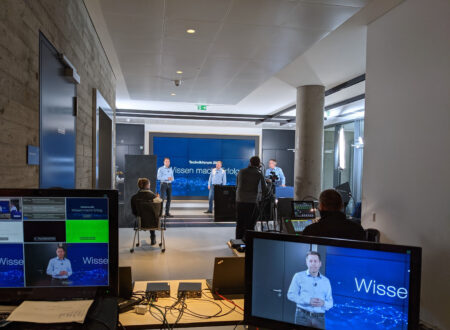 Das Buderus Technikforum präsentiert sich modern mit einem Online-Kundenevent live zur ISH, der Weltleitmesse für Wasser, Wärme und Klima -