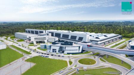 Wolff&Müller baut in Halle eine neue Produktionsstätte für die SEW