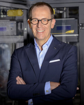 Metabo-Chef Horst Garbrecht