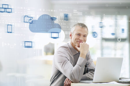 Cloudbasiertes Ökosystem Interflex Managed Services