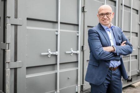 Finanzen und Personal verantwortliche Metabo Geschäftsführer (CFO) Steffen Osswald
