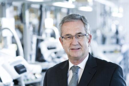 Michael Unger wird neuer Vorsitzender im Lenkungskreis der Allianz Industrie 4.0 Baden-Württemberg