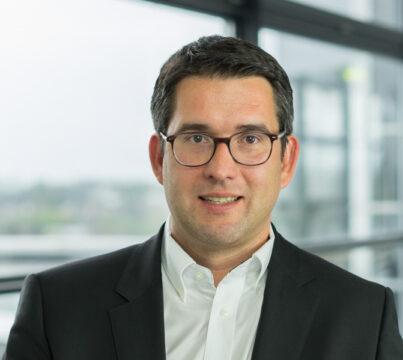Goran Kovacev künftig an der Spitze des europäischen Uponor Vertriebs