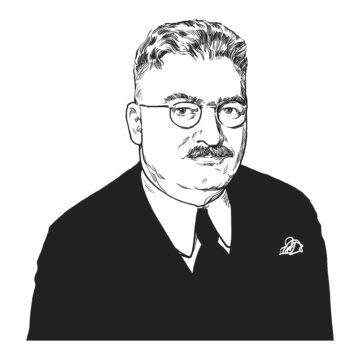 1921 gründete Gebhard Balluff seine mechanische Reparaturwerkstatt