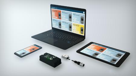 Portable Monitoring System von Balluff (BSG BPM)