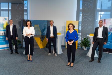 Bei der Online-Veranstaltung von DIN e.V. und SKZ - Circular Economy