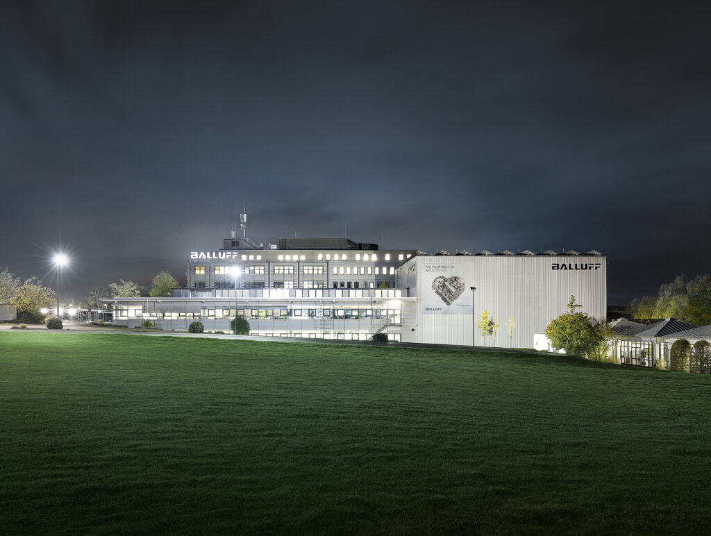 Balluff Headquarter Neuhausen