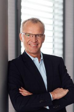 Bernhard Sommer, Geschäftsführer von Interflex