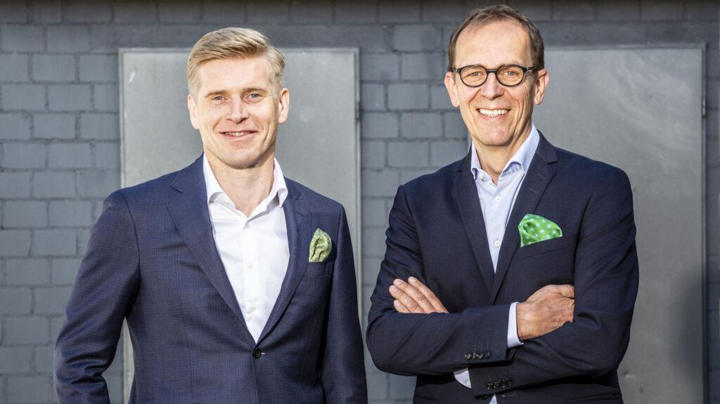 Horst Garbrecht (rechts), der CEO von Metabo und COO von KOKI Holdings Europe, will beruflich neue Wege gehen.