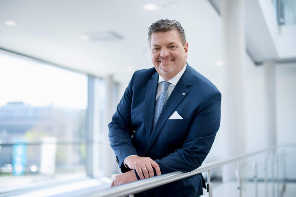 Dirk Schallock, Vorsitzender der Geschäftsführung der E.G.O.-Gruppe