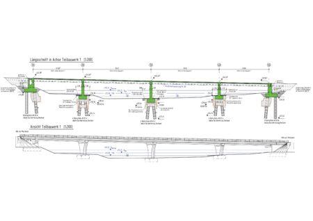 Enzbrücke Plan
