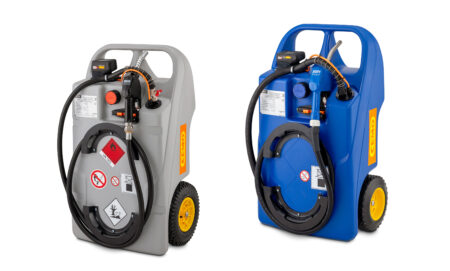 CEMO bringt zwei Trolleys mit CAS-Akkutechnologie auf den Markts
