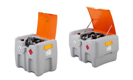 CEMO ergänzt CAS jetzt um zwei mobile Kleintankstellen für Diesel oder AdBlue