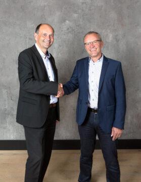 Interflex, Bernhard Sommer und Bruno Hermans