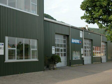 Das Unternehmen Spewe mit Sitz im schweizerischen Schwaderloch