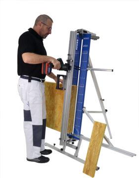 Das Spewe Akku-Allzweck-Schneidegerät ist kompatibel mit Metabo Sägen.