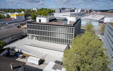 Entwicklung Bürogebäude Wilhelm-Fein-Straße 6