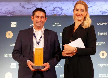 Das Trinkwasserkonzept von Uponor ist Lösung des Jahres in der Kategorie Gebäudetechnik beim renommierten Callwey-Award.