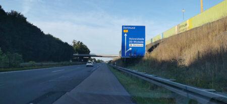WOLFF & MÜLLER baut die B 1 bei Dortmund zur A 40 aus