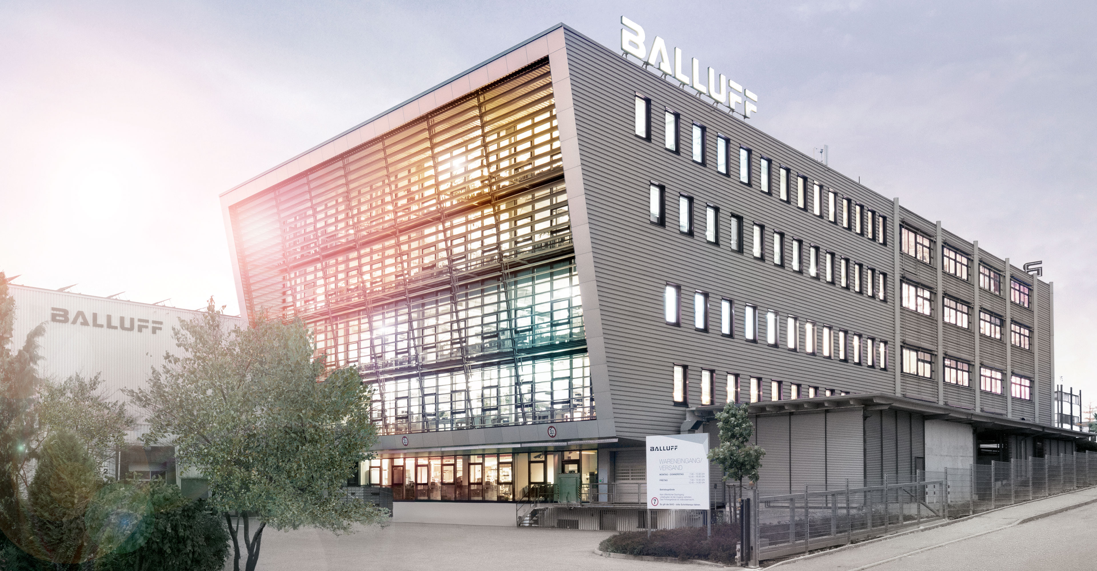 Communication Consultants Referenz Balluff