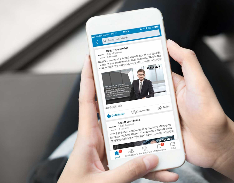 Mit Social Media und Cross-Media Publikation ihres Corporate Contents erreichen Sie neue Kunden.