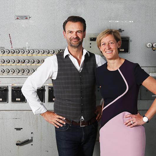 Christine Fröhler und Alexander Praun neue Geschäftsführende Gesellschafter