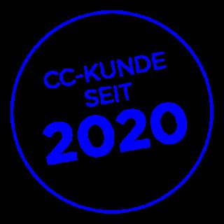 CC Kunde seit 2020
