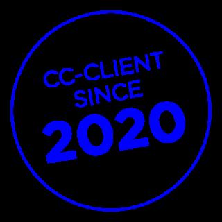 CC Client since 2020